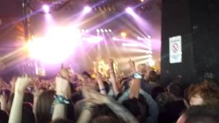 Modestep - show me a sign @Download Festival