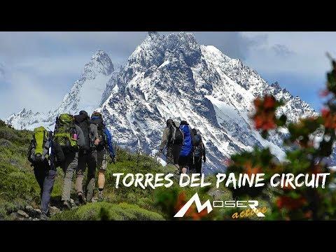 Torres del Paine Circuit | Patagonia Hiking Tour | MOSER Active