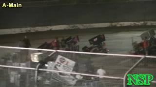 Deming Speedway 600 Restricted Mini Sprint Feature