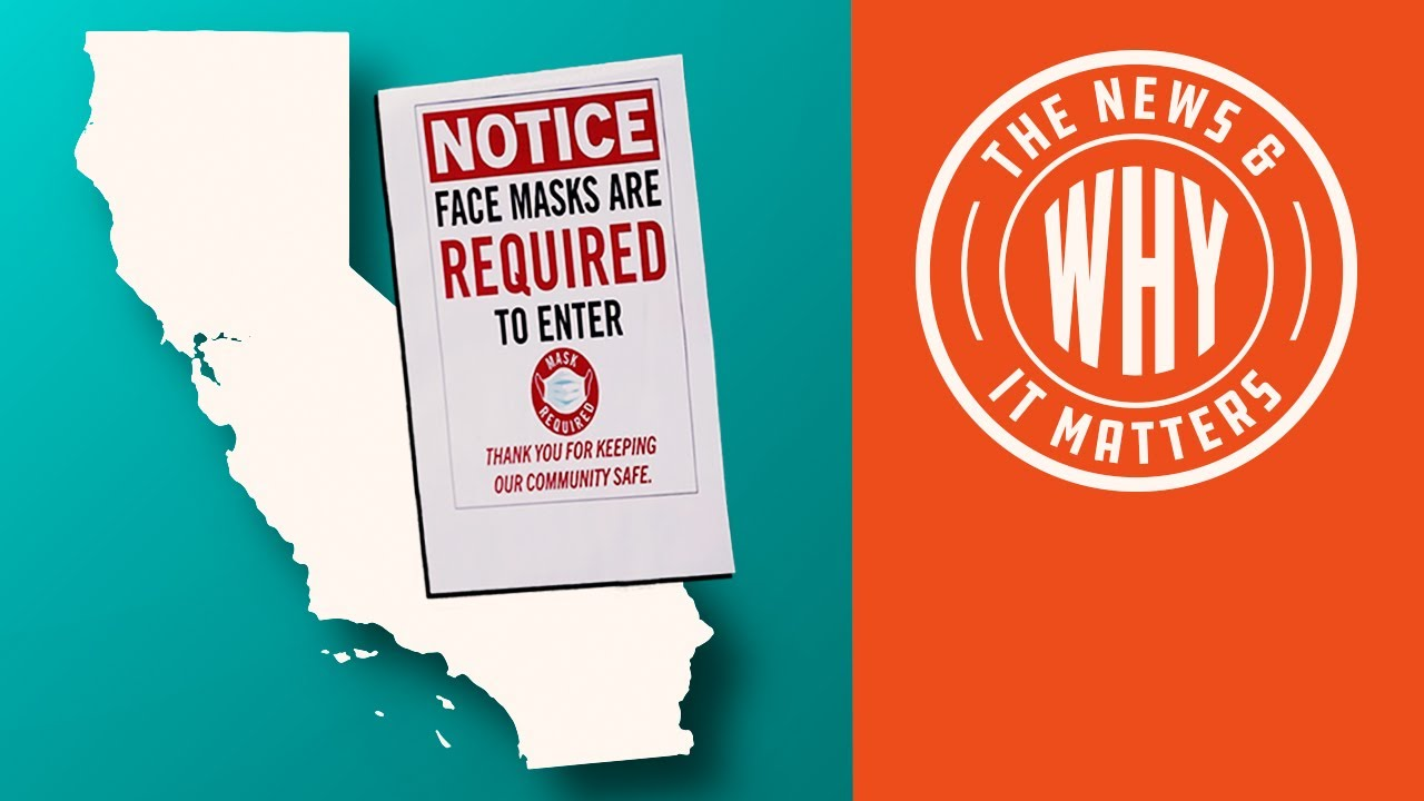 Mandatory Mask Order Coming to a State Near You | The News & Why It Matters | Ep 560
