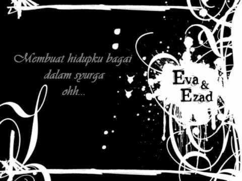 Ezad & Eva - Dua Insan (Lirik)