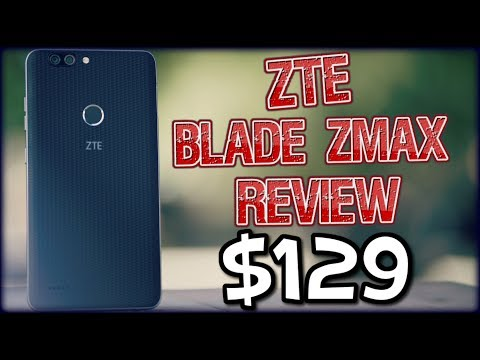 ZTE Blade Zmax Review: Only $129?