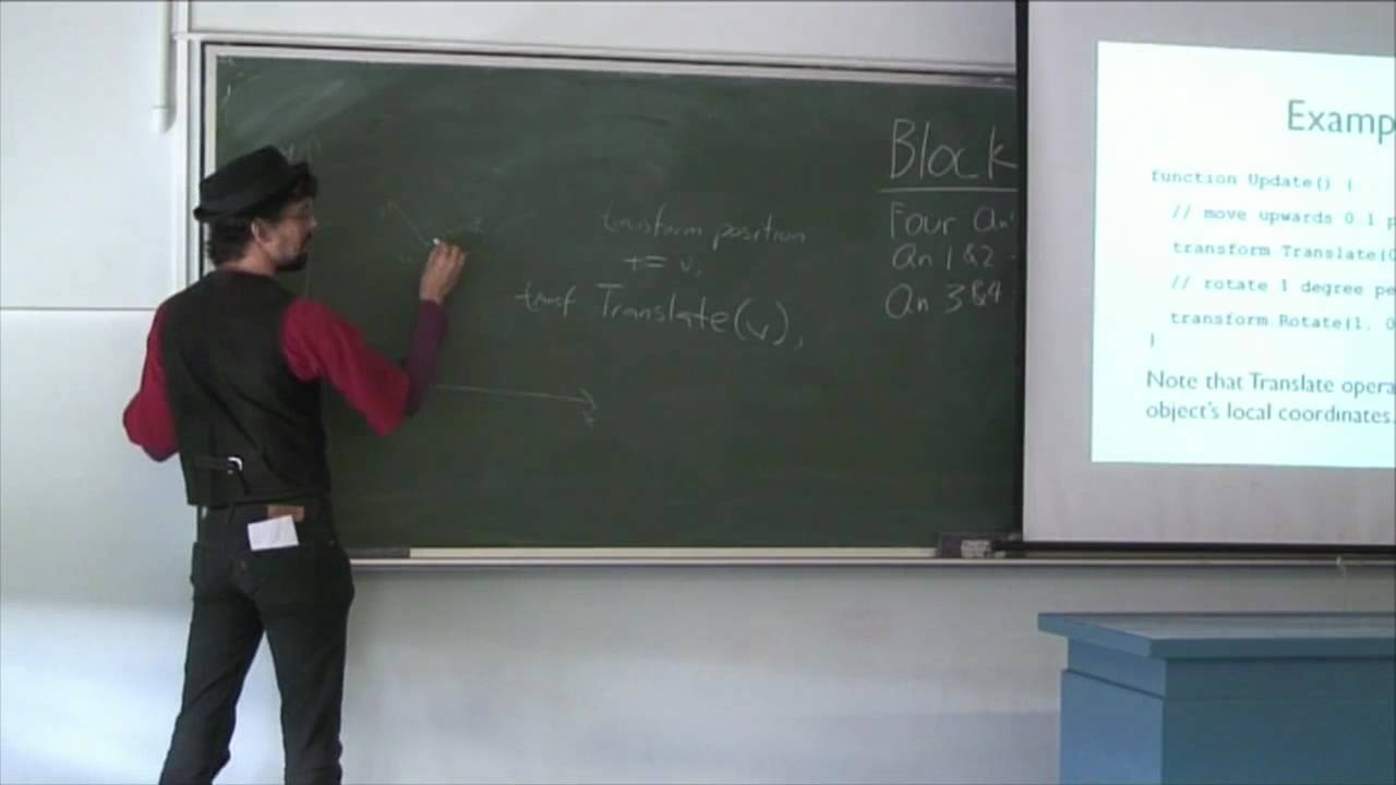 COMP1400 - Week 3, Lecture 2