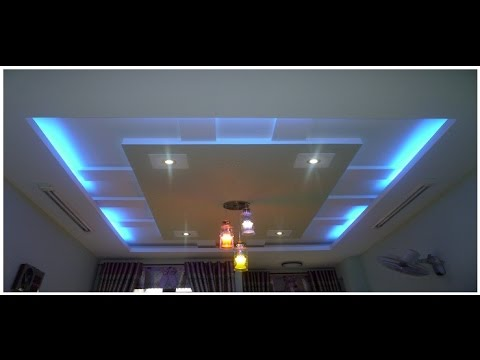 Gypsum False CeilingAS Royal Decor  YouTube