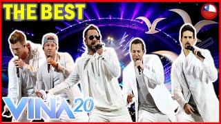 Backstreet Boys - Full Concert - Viña del Mar, Chile 2019 (OFFICIAL)