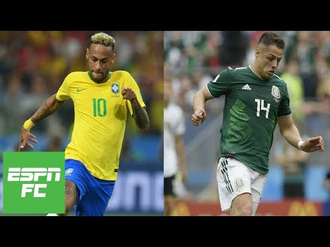 Brazil vs. Mexico preview: What to expect in