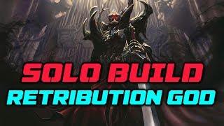 Solo Honour Build: Anti Paladin (Retribution) - Divinity Original Sin 2 Guide
