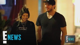 Chris Pratt & Katherine Schwarzenegger's Casual Dinner Date | E! News