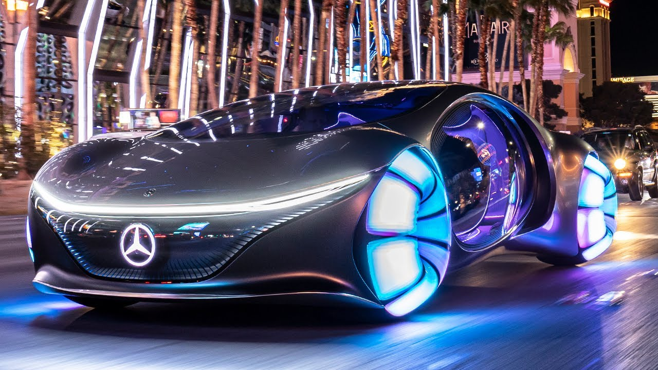Download 10 CRAZIEST Concept Cars 2021