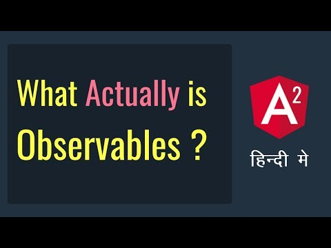 Observables and Subscribe in Angular 2 in Hindi | Learn Angular 2 in Hindi Urdu | vishAcademy