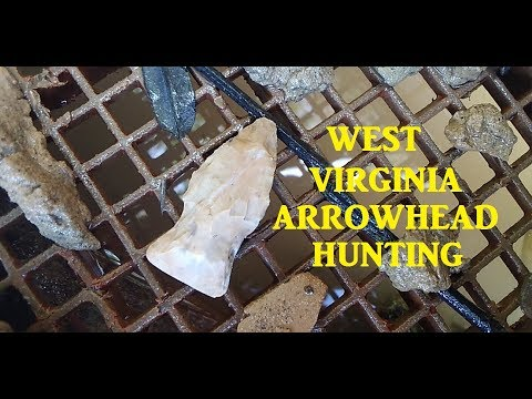 West Virginia Archaeology Ancient Indian Arrowhead Hunting History Channel