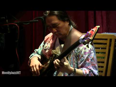Kayon - Little Jakarta ~ First Dawn @ Mostly Jazz 16/11/13 [HD]