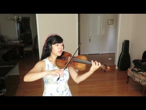 Sia The Greatest Violin Cover