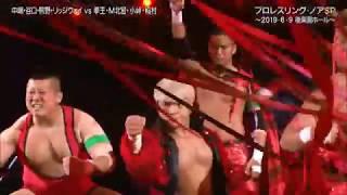 [19.76 MB] NOAH - Chris Ridgeway, Nakajima, Taniguchi & Kumano vs Atsushi Kotoge, Kenoh, Kitamiya & Inamura