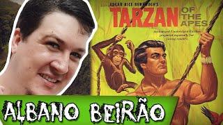 Albano Beirão: O Homem Macaco (Tarzan?)