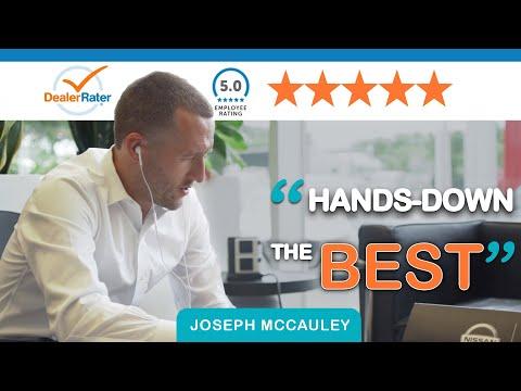 Joseph McCauley DealerRater Review | Hart Nissan Mechanicsville Richmond Ashland Virginia