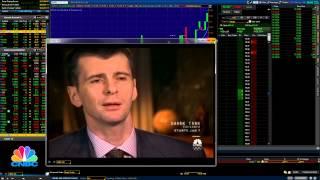TOS ThinkorSwim Platform Intro and Basics for Paper Trading Stocks