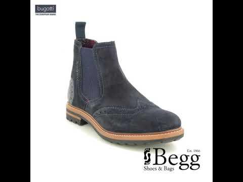 Tamaris Belin 25004 354 Brown ankle boots
