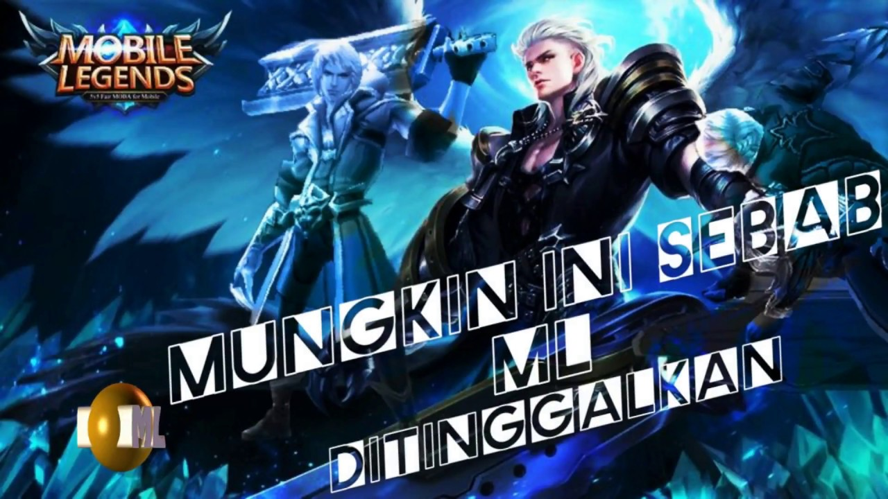 mobile legends ditinggalkan para player