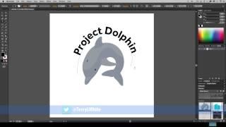 Adobe Illustrator CC Logo Oluşturma - baştan sona