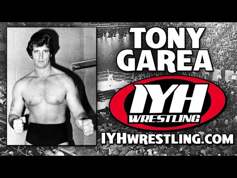 Wrestling shoot interview with WWF legend Tony Garea on In Your Head!