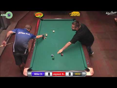 2016 Eastern States Championships Pro Division Mike Dechaine vs Jayson Shaw finals