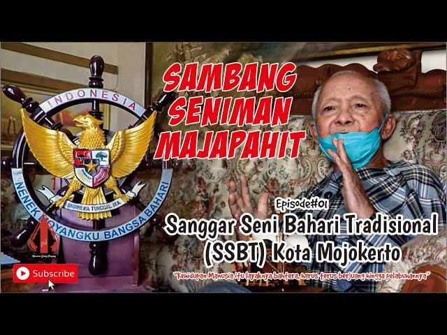Seni Miniatur Perahu (SSBT Mojokerto) Episode 1 - Sambang Seniman Mojopahit || Mojokerto