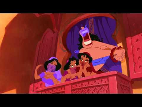 Aladdin - Prince Ali (russian) HQ + interactive subtitles
