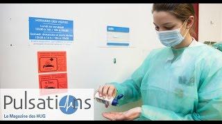 Lutter contre les infections nosocomiales. Priorité à l'hygiène des mains