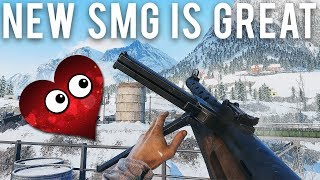 Battlefield 5 New SMG is actually good