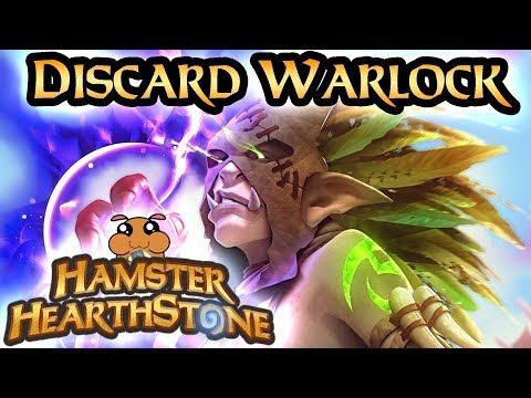 [ Hearthstone S57 ] Discard Warlock - Rastakhan's Rumble