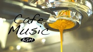3HOURS - Cafe Music - STUDY Music - Jazz & Bossa Nova Background Music - Happy Music!!