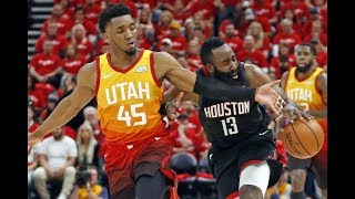 RIGGED: MVP James Harden Starts 0-15 & Leads Houston Rockets Comeback vs Jazz, NBA Playoffs Game 3!