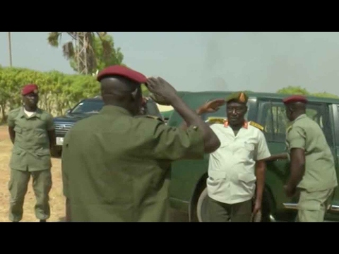 South Sudan military denies Egyptian-coordinated attacks against rebels
