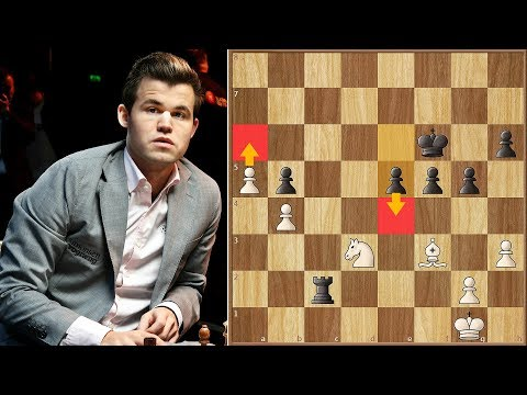 What Comes After A Drawing Streak? | Carlsen Vs Mamedyarov | Tata Steel Masters (2019)