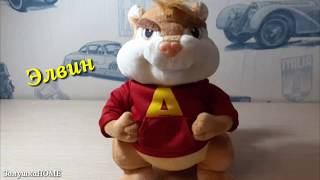 Элвин и бурундуки#Alvin and the Chipmunks