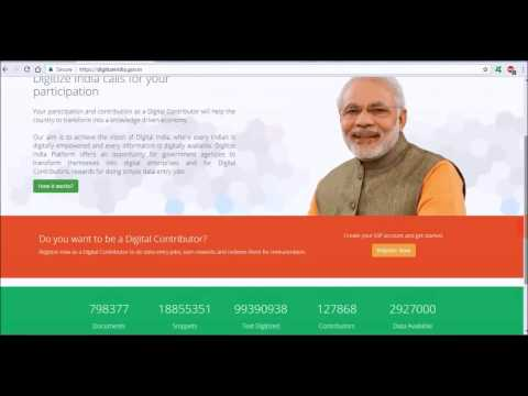 HOW TO || EARN MONEY ONLINE || DIGITAL INDIA PROGRAM || MODI SARKAR SCHEME