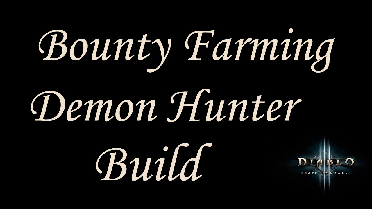 Image Result For Diablo Demon Hunter Speed Farming Build