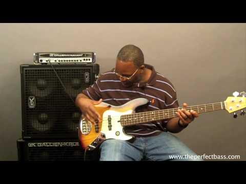 Lakland Skyline Joe Osborn 5 w/ Rosewood Fingerboard - The Perfect Bass