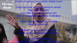 Download Via Valen Sayang Versi Minang mp4