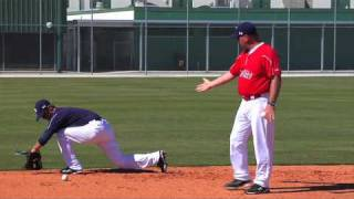 Corrective Video: INFIELD | BACKHAND
