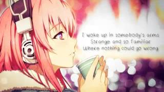 Nightcore - Angel In Blue Jeans (Lyrics)