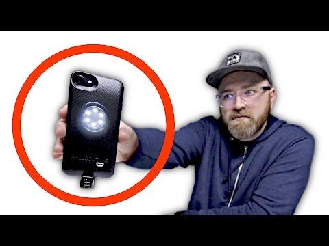 Check Out This Crazy Gadget I Found...