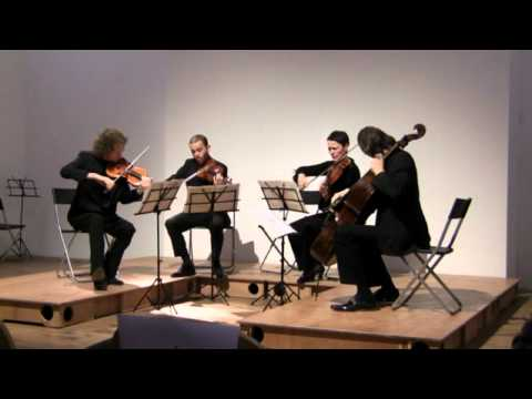 W. A. Mozart - String Quartet in G major KV 156