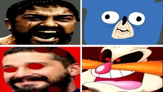 Five Nights At Pingas 4 JUMPSCARES
