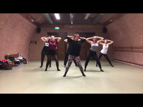 PUUR by Dinne Groothuis: Dreamgirls - One Night Only | Broadway Jazz Choreography