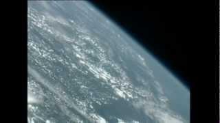 STS-135 Atlantis - Sir Paul McCartney Wake-up Song and Greeting