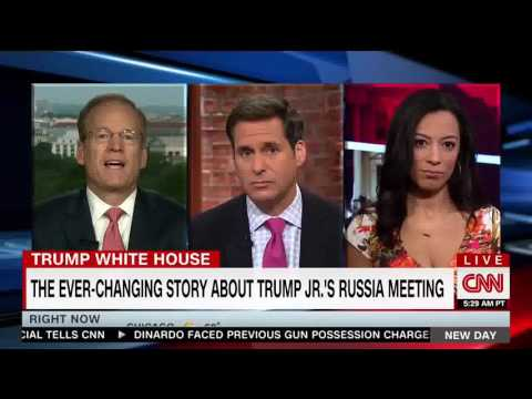 Angela Rye discusses #Russiagate