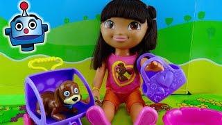 Dora Loves Perrito Puppy - Juguetes de Dora la Exploradora