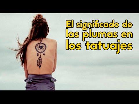El Significado De Las Plumas En Los Tatuajes Youtube